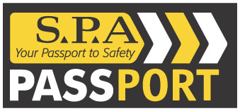 SPA Passport Logo